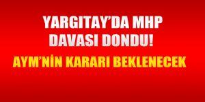 MHP Kurultayında Flaş Gelişme!!!