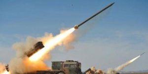 Flaş... Suudi Arabistan'ın başkentini vurdular