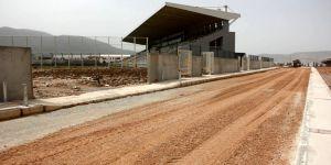 Bornova'nın Yeni Stadı'nda Çevre Düzenlemesi Tamamlanıyor