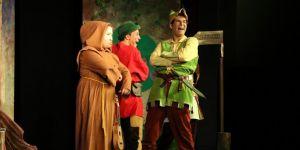 Minikler, Robin Hood'u Çok Sevdi