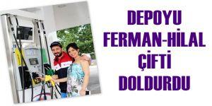 Depoyu Ferman-Hilal Toprak Çifti Doldurdu