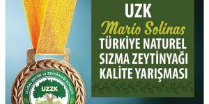 Mario Solinas Türkiye'nin en kaliteli natürel sızma zeytinyağlarını bekliyor.