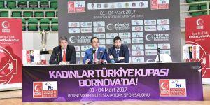 Basketbolun nabzı Bornova'da atacak