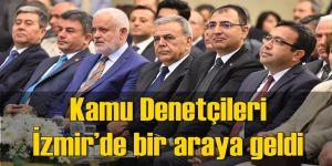 Kamu Denetçileri İzmir'de Bir Araya Geldi