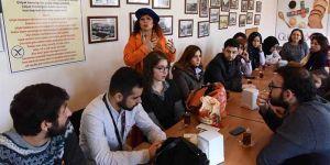 Diyet Kafe'de tıp öğrencileriyle empati buluşması