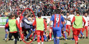 Olaylı maçın ardından Başkan'dan açıklama yaptı