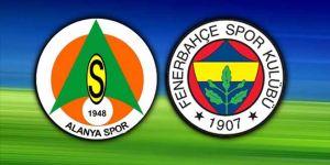 Alanyaspor 2-3 Fenerbahçe