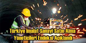 Türkiye ve İstanbul İmalat PMI Mart 2016 Açıklandı