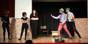 Buca'da Tiyatro Dolu Hafta