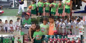 Şehrin Göbeğinde Tam Gün Spor Kampı