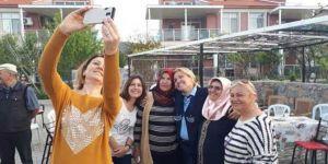 Başkan Uyar'dan, 'HAYIR' lı Ziyaretler