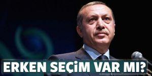 Erken seçim var mı? Erdoğan'dan seçim ve idam açıklaması