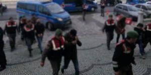 PKK'nın üniversite ayağına yedi ilde büyük operasyon