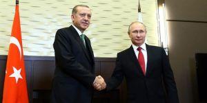 Putin ve Erdoğan'dan Pekin'de çok kritik görüşme