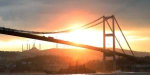 Alarma geçtiler... İstanbul Boğazı'nda füzeli saldırı alarmı