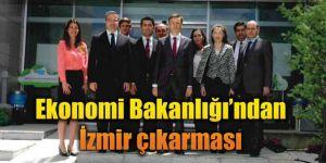 Ekonomi Bakanlığı'ndan İzmir çıkarması
