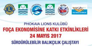 'Foça Balıkçılığı' çalıştayda ele alınacak…