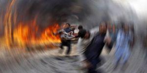 Kutsal kentte intihar saldırısı: Onlarca ölü ve yaralı var