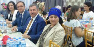 Selçuk Özdağ, Şehzadeler'de iftara konuk oldu