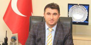 Başkan Tosun'dan Kadir Gecesi Mesajı