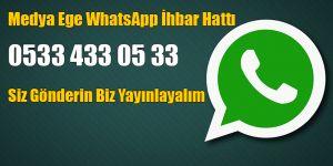 Medyaege'nin Whatsapp İhbar Hattı