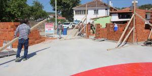 Yeniköy Mahallesi yeni meydanına kavuşacak