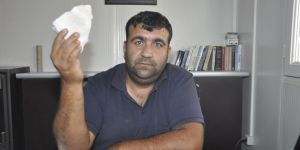Hamza Yeşilbaş: 'Ruhsatsız ve ÇED'siz taş ocağı açılması imkansız'