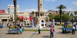 Masa tenisinde İzmir farkı