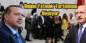 Önüne Yatmak Tartışması'nda Erdoğan'dan Kılıçdaroğlu'na Cevap