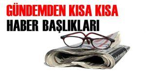 28 Temmuz 2017 Türkiye gündemi