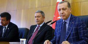 Erdoğan ve Akar'dan müdahillik talebi