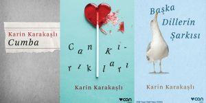 Karin Karakaşlı'nın kitapları Can Yayınları'nda