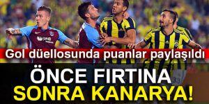 Fenerbahçe Trabzonspor maçı geniş özeti ve golleri ile ilgili detaylar haberimizde