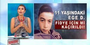 Aksaray'ın Göbeğinde Çocuk Kaçırma Dehşeti!