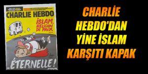 Charlie Hebdo'dan yine İslam karşıtı kapak