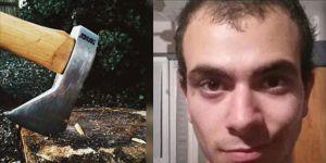 Yer: İzmir... Korkunç iddia... Annesini baltayla öldürdü