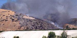 İzmir'de yine yangın... Geniş alana yayıldı