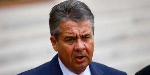 Alman turizmcilerden Dışişleri Bakanı Gabriel'e tepki
