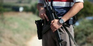 Teröristlerden jandarma karakoluna bombalı saldırı