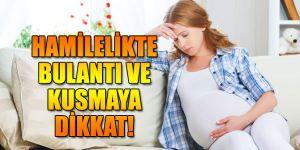 Hamilelikte bunlara dikkat