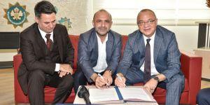 Manisa Büyükşehir ile Akhisar OSB arasında itfaiye protokolü