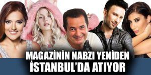 Magazin dünyasının nabzı İstanbul'da atıyor