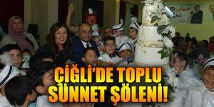 Çiğli'de Toplu Sünnet Şöleni