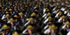TSK'daki muvazzaf askerlere yönelik operasyonlar başlatıldı