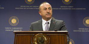 """Bakan Çavuşoğlu: """"Bu referandumun iptal edilmesi gerekiyor"""""""