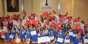Büyükşehir Yaz Spor Okulları Kapılarını Açtı