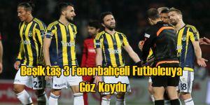 Beşiktaş'tan Topal, Gönül ve Erkin ile Görüşme Açıklaması