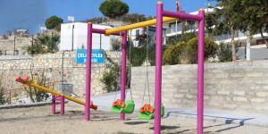 Kadınlar Denizi mahallesine yeni park alanı