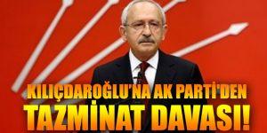 Kılıçdaroğlu'na tazminat davası!