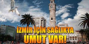 İzmir için sağlıkta umut var